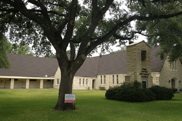 church-roof-replacement-brookside-TX2-compressor
