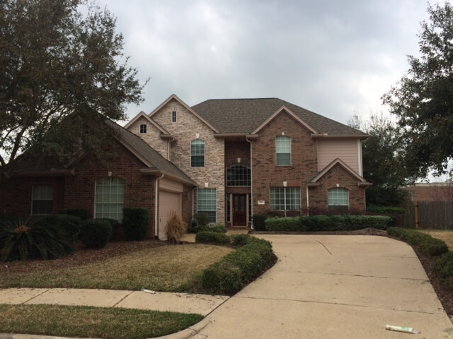 Cinco Ranch Residential Roof Replacement 2
