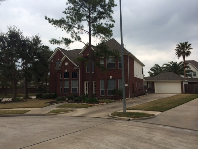 Cinco Ranch Residential Roof Replacement