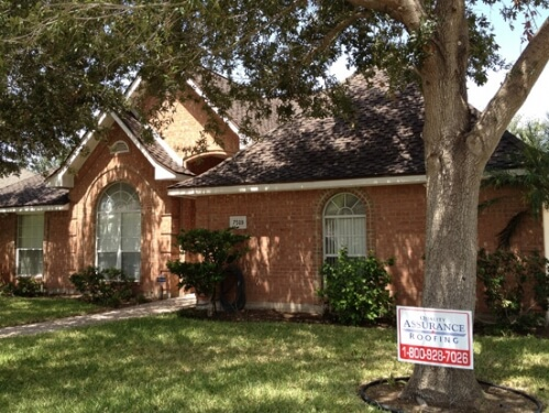 McAllen Roof Replacement 2