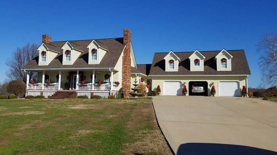 Quality Roofing System In Cassville MO