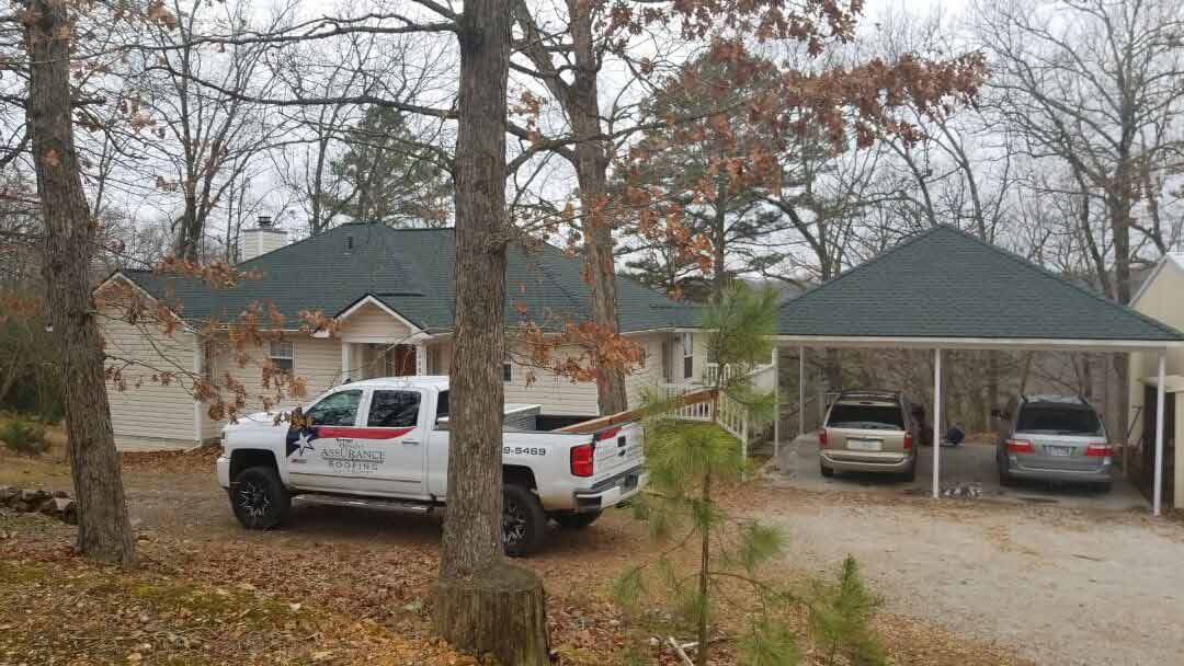 Residential Roofing Contractor In Springs AR