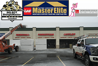 Certified Roofing Company Fayetteville Ar Certifications