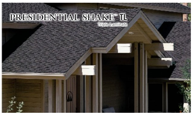 Certainteed Roofer Houston Tx Presidential Shake Tl