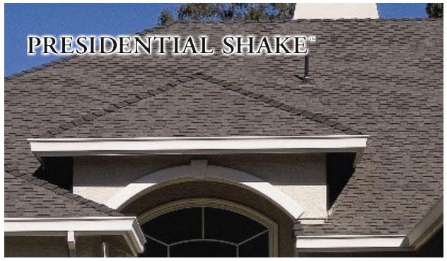 Certainteed Roofer Lake Charles La Presidential Shake