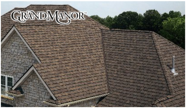 Certainteed Roofing Contractor Branson Mo Grand Manor