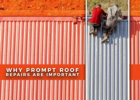 Why Prompt Roof Repairs Are Important