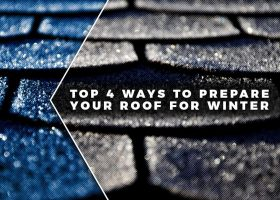 Top 4 Ways to Prepare Your Roof for Winter