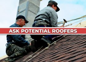 Questions to Ask Potential Roofers