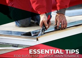 Essential Tips for Successful Roof Maintenance
