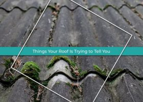 Things Your Roof Is Trying to Tell You