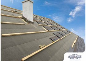 How Roofing Underlayment Keeps Your Home Safe and Dry