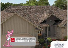Why Work With an Owens Corning® Platinum Preferred Contractor?