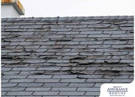 The Key Difference Between Shingle Cracking and Splitting